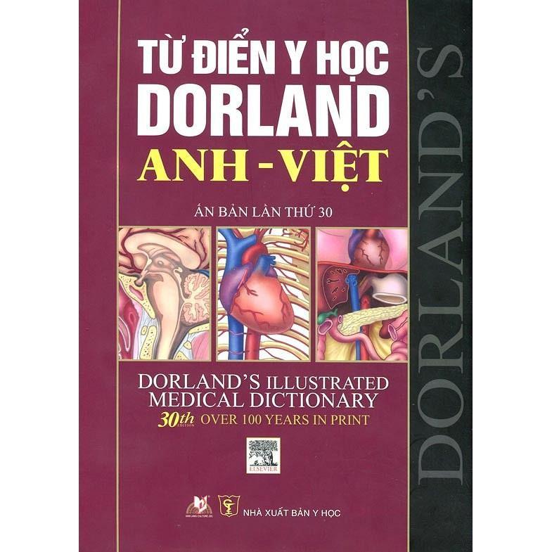 Mua Sách - Từ Điển Y Học Dorland Anh - Việt