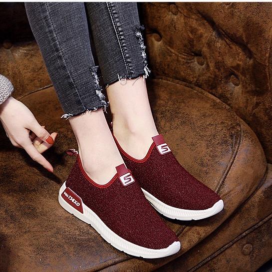 Hình ảnh TT058H - Giày lười nữ mới nhất phong cách Hàn Quốc