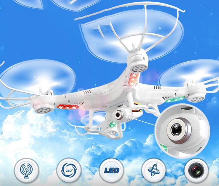 Hình ảnh Máy bay camera điều khiển từ xa X5C-1 Quadcopter phiên bản nâng cấp