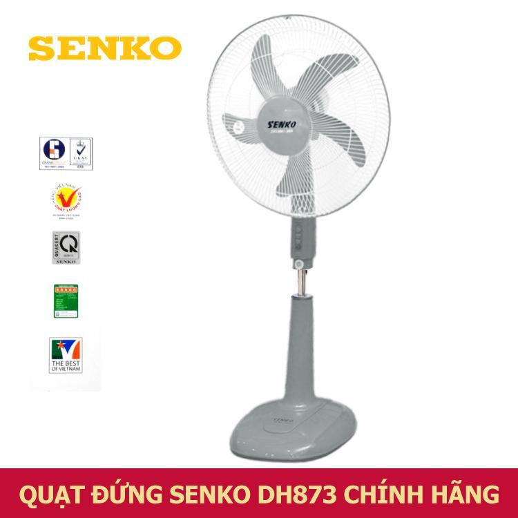 Hình ảnh Quạt đứng có hẹn giờ Senko DH873