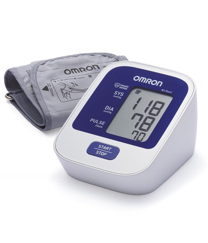 Hình ảnh Máy đo huyết áp bắp tay Omron Hem 8712