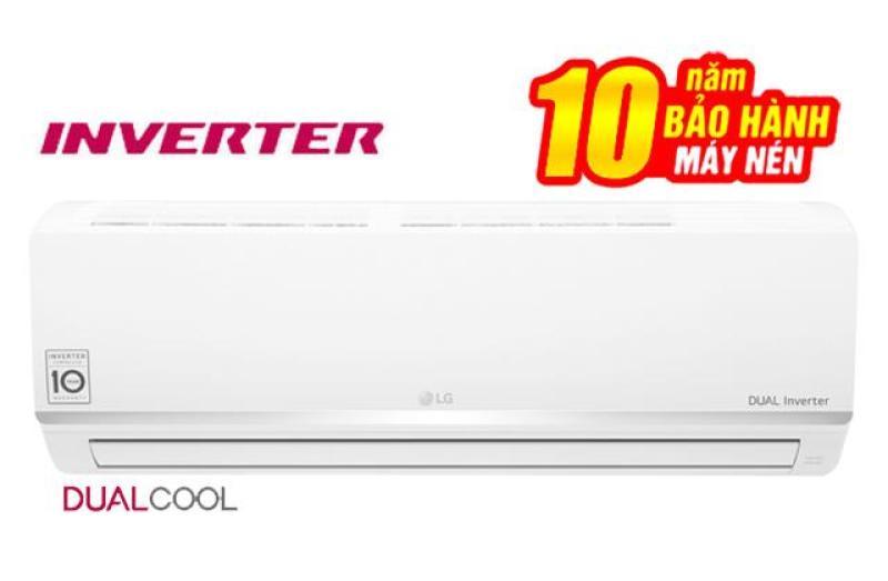 Bảng giá Điều hòa 1 chiều LG V10ENW 9.200BTU Dual Cool