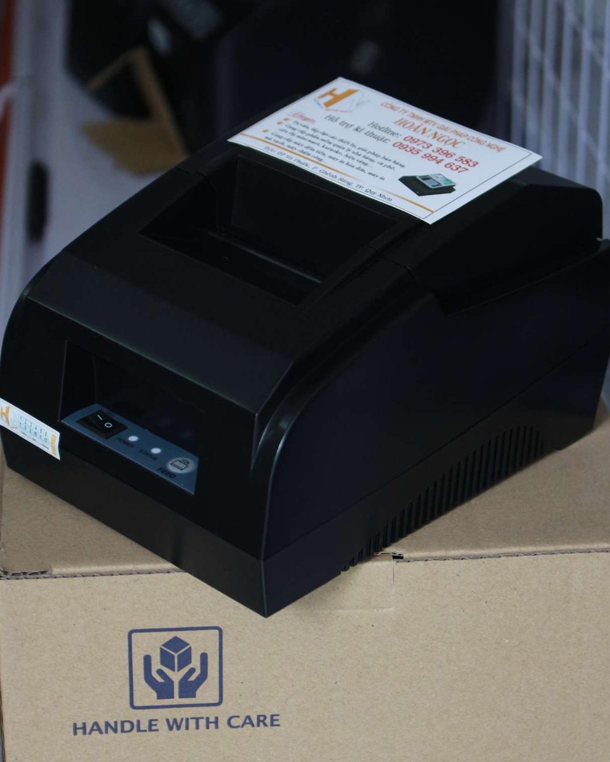 Hình ảnh Máy in bill (in nhiệt) K58 HN Pos