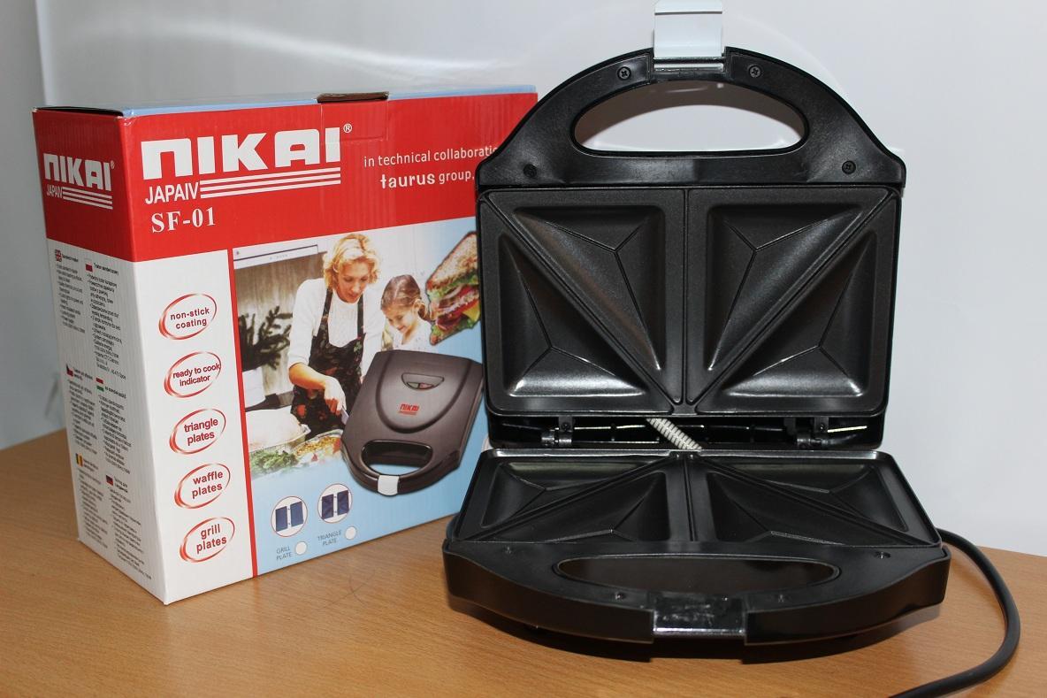 Hình ảnh Máy làm nướng bánh Nikai