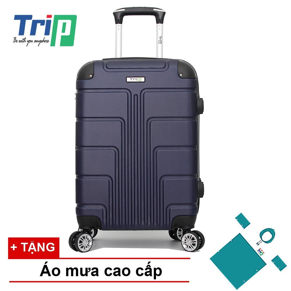 Giá Bán Vali Trip P701 Size 50Cm 20Inch Xanh Đen Trip Trực Tuyến