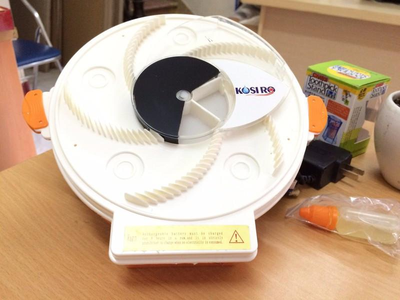 Hình ảnh Máy bắt ruồi tự động Kosiro - Máy bắt ruồi chất lượng cao