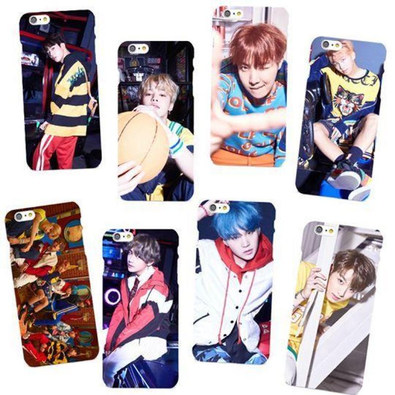 Giá Ốp lưng điện thoại mang hình BTS