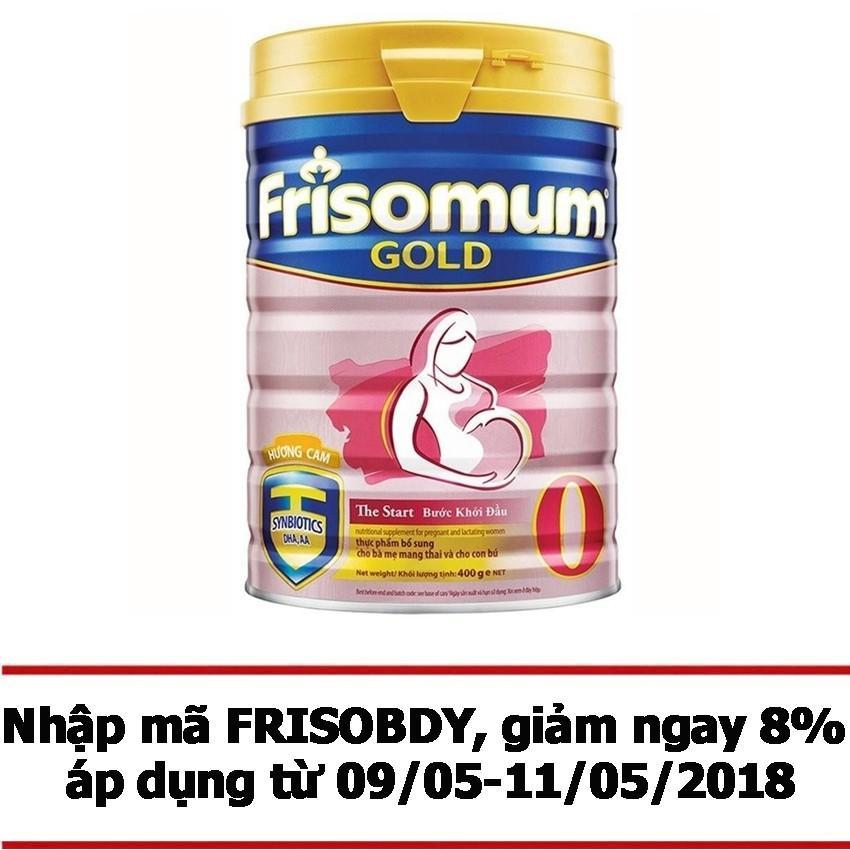 Mua Sữa Bột Frisomum Gold Hương Cam 400G Mới