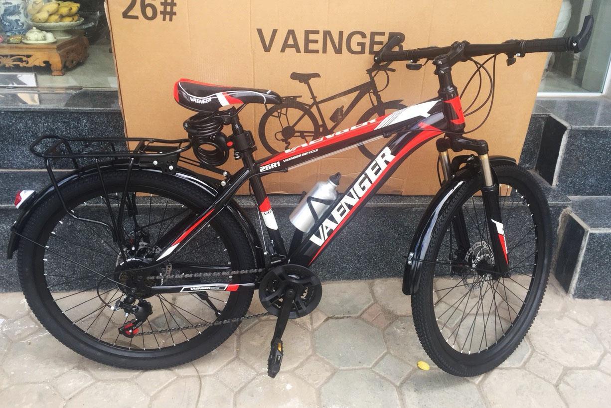 xe đạp thể thao giá rẻ VAENGER 26″