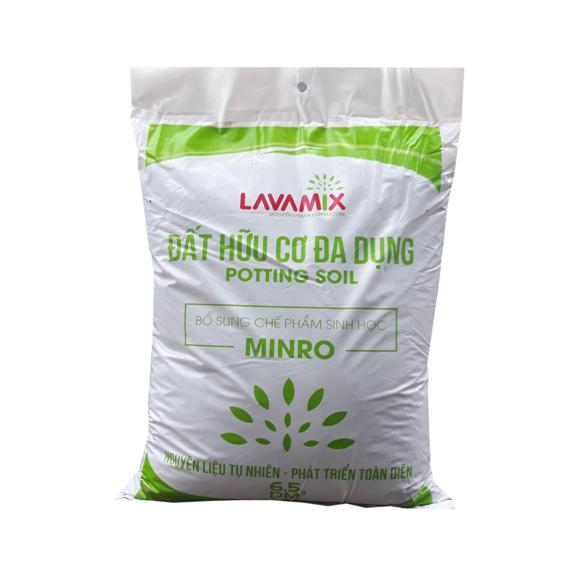 Hình ảnh Đất sạch cao cấp giàu dinh dưỡng (6.5dm3) - Lavamix (2018)