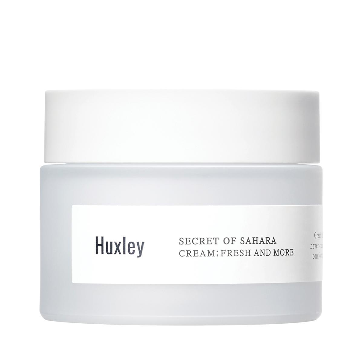 Ôn Tập Kem Dưỡng Da Ẩm Mượt Dạng Gel Cao Cấp Danh Cho Da Kho Da Dầu Chiết Xuất Xương Rồng Huxley Cream Fresh And More 50Ml