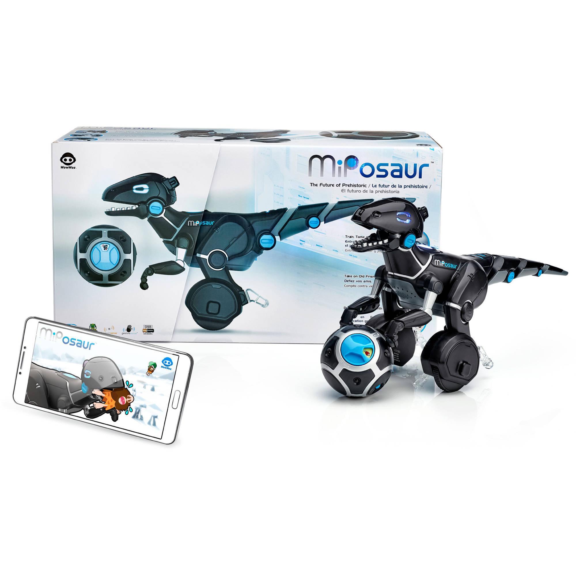 Hình ảnh Khủng Long WowWee - đồ chơi điều khiển từ xa - vận động ngoài trời - cảm ứng thông minh