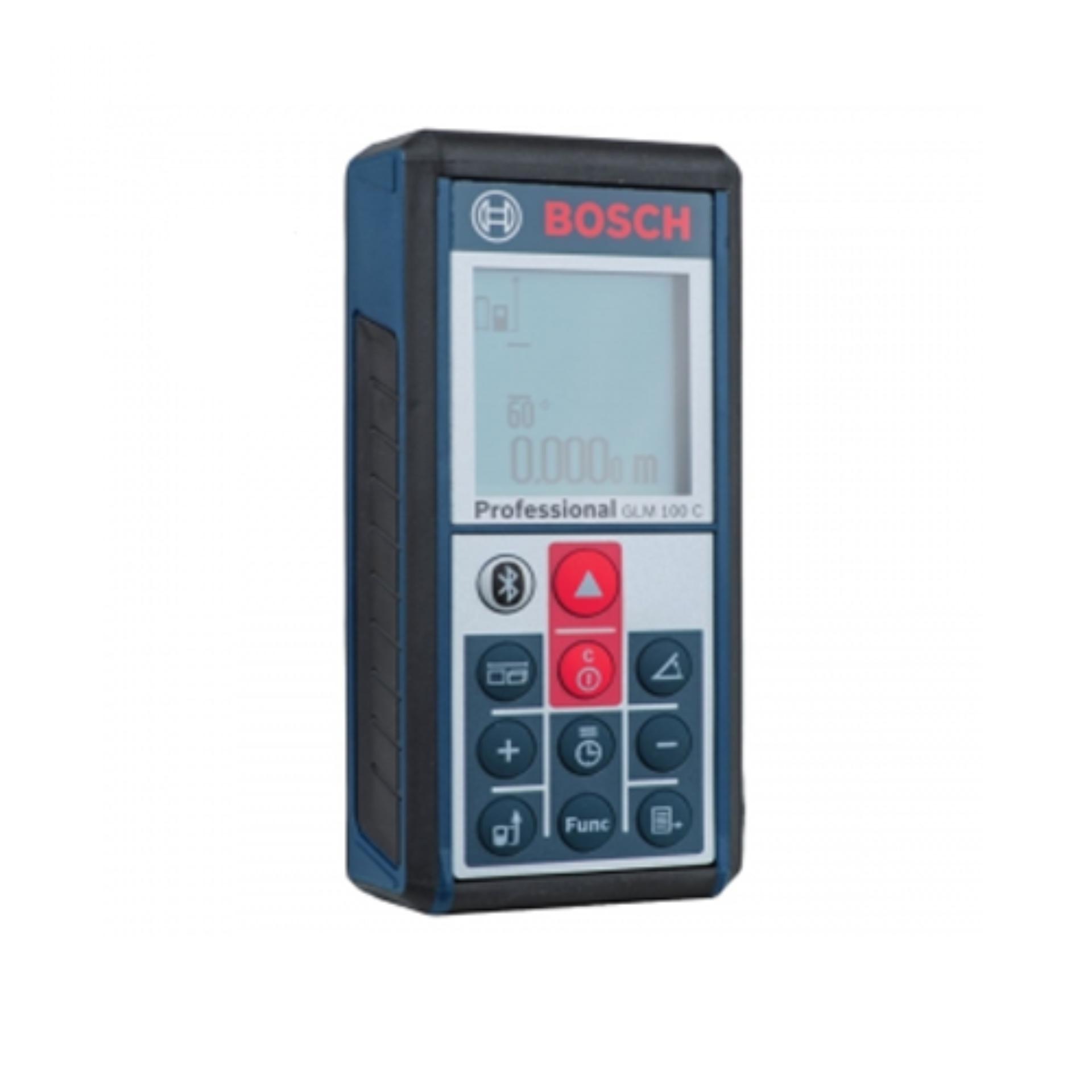 Máy đo kĩ thuật số, GLM 100 C, 06010727K0, Bosch