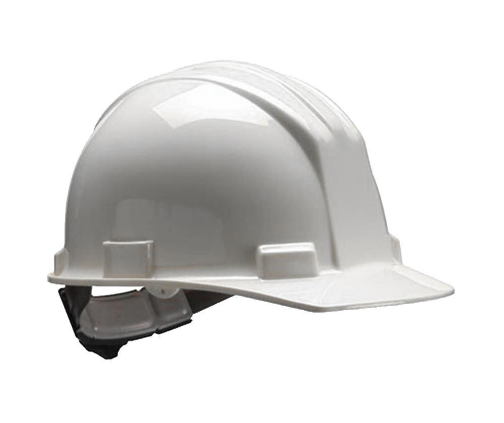 Mũ bảo hộ Bullard Mỹ màu trắng cách điện