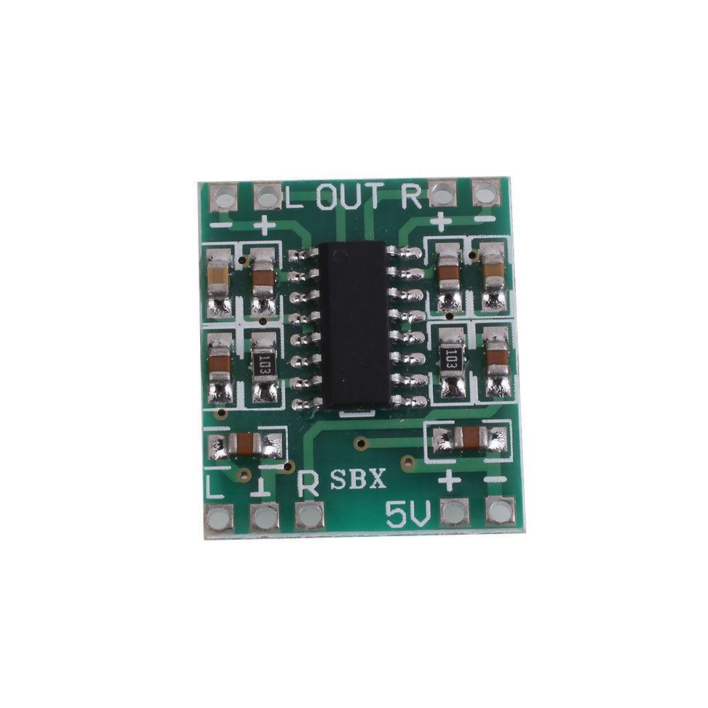 Hình ảnh Mạch tăng âm Mini 5V dùng IC PAM8403 Class-D Stereo 2 kênh x 3W