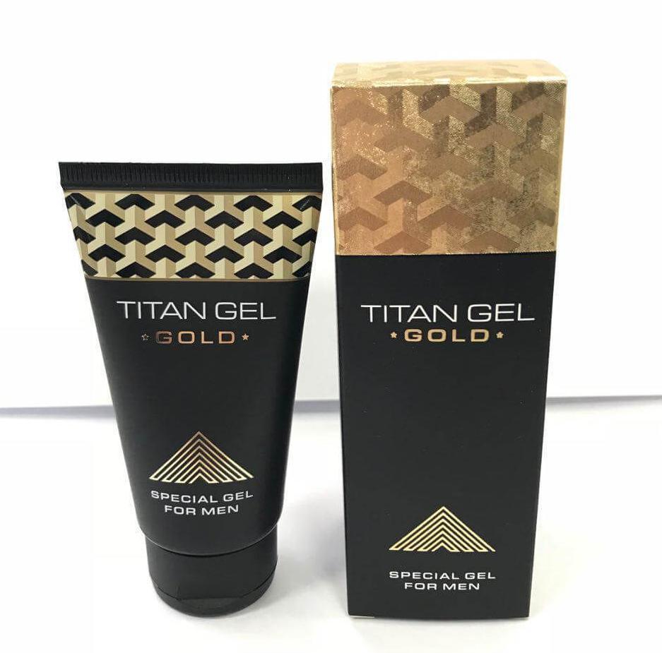 Bán Hang 2018 Gel Tăng Kich Thước Titan Gel Gold Limited Edition Phien Bản Chống Hang Giả Có Thương Hiệu Nguyên