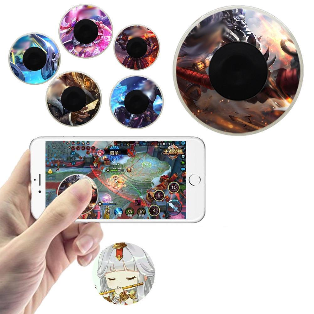 Hình ảnh Nút Chơi Game Phiên Bản Mobile Joystick Liên Quân Cho Điện Thoại