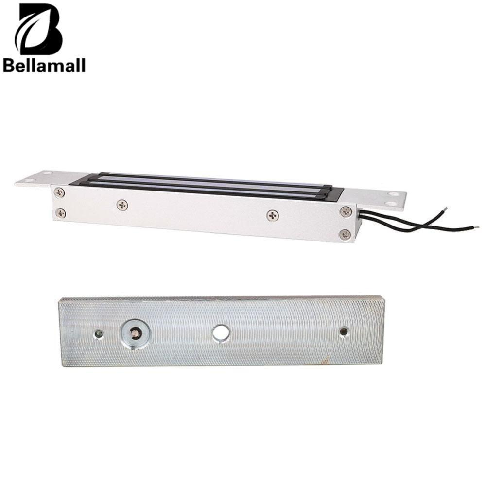 Bellamall:280KG Electronic Magnetic Lock For Door Access Control System Security 12V 600lb - intl