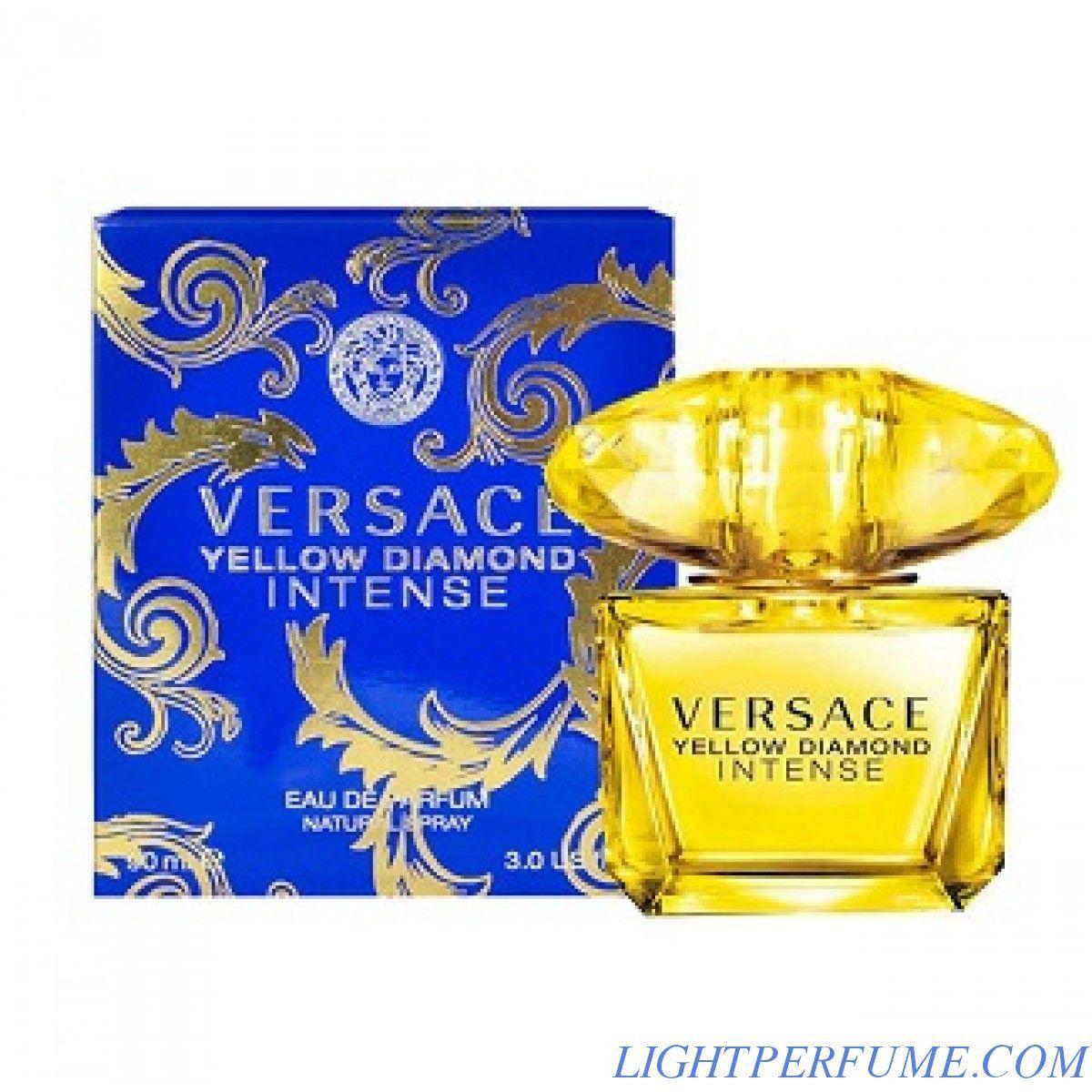 Nước hoa nữ Versace-Yellow Diamond Intense- 90ML