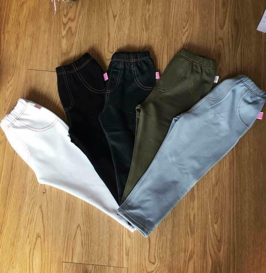 Hình ảnh Quần legging giả jean