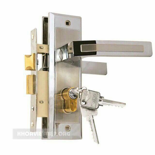 Bộ khóa cửa 04502