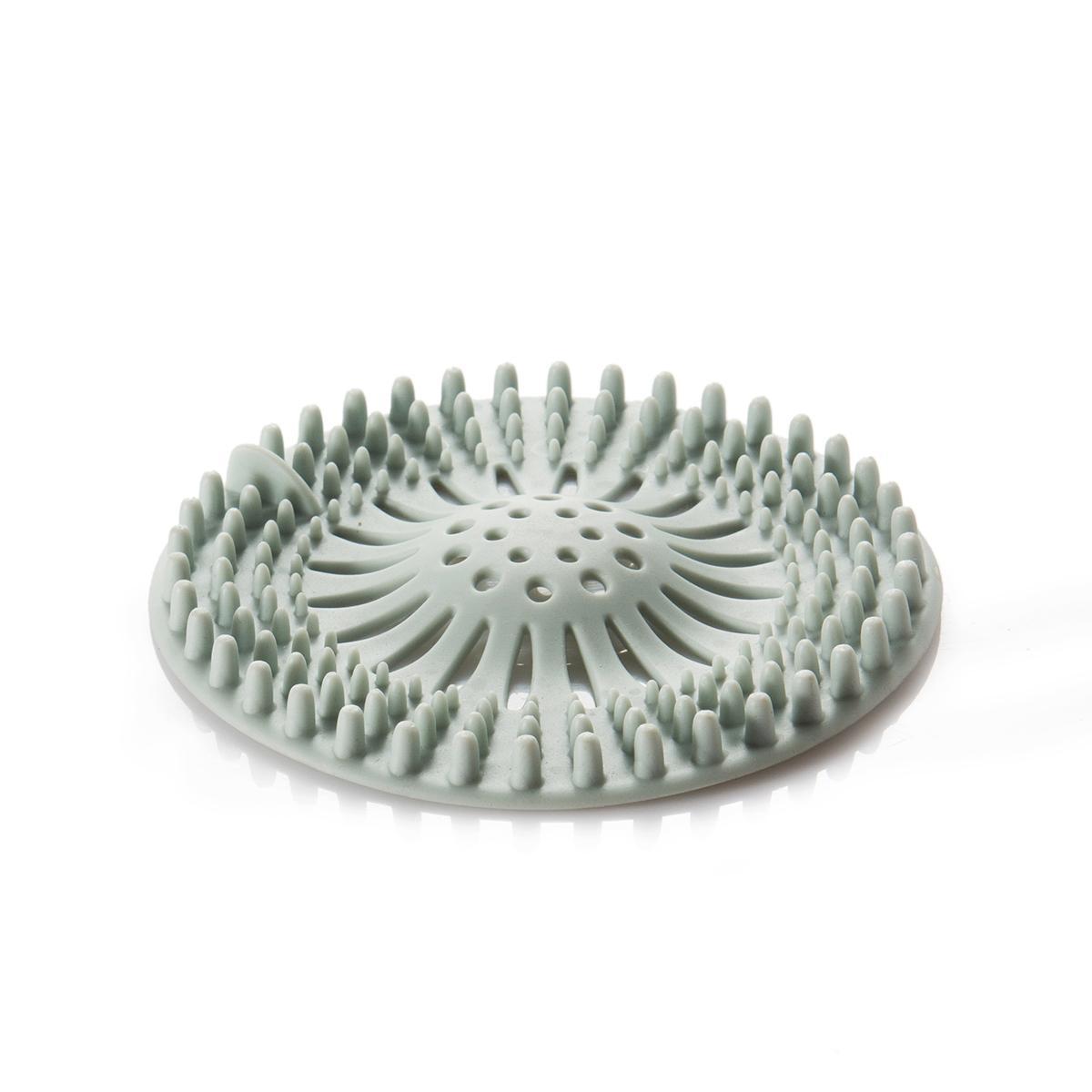 Household Creative 58 Bathroom Floor Drain Kitchen Sink Filter Outfall Hair Filter Plug