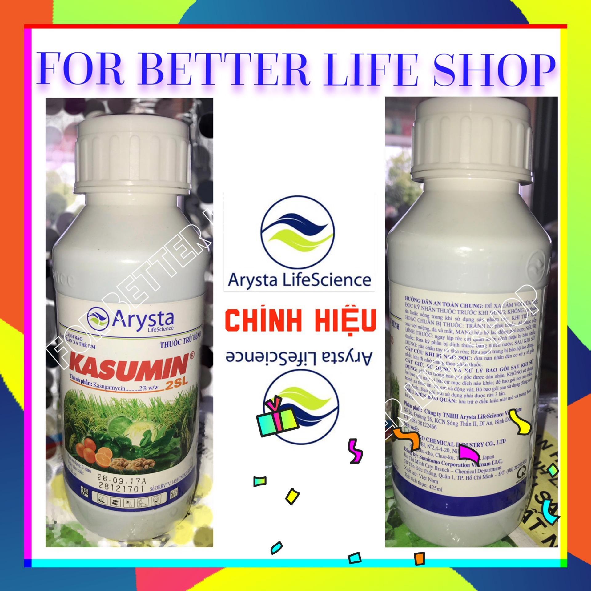 Hình ảnh Thuốc đặc trị Vi Khuẩn hại Phong Lan KASUMIN 2SL (425ml)