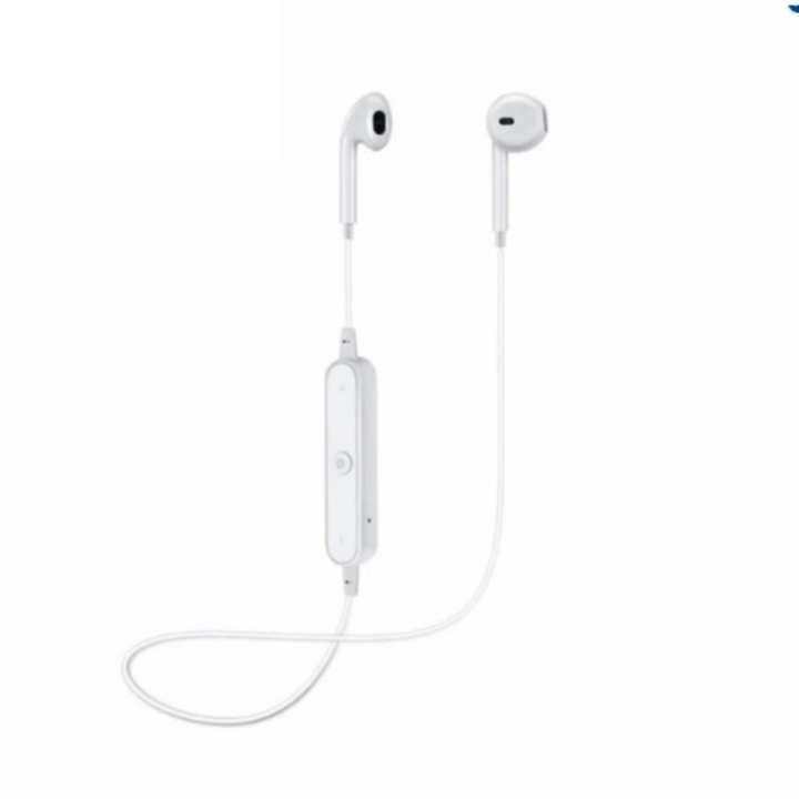 Tai nghe nhét tai bluetooth( trắng) Pro TV-4.1( loại mới nhất)