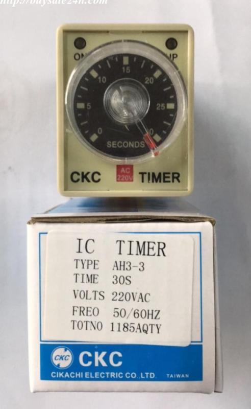 Timer CKC 30s