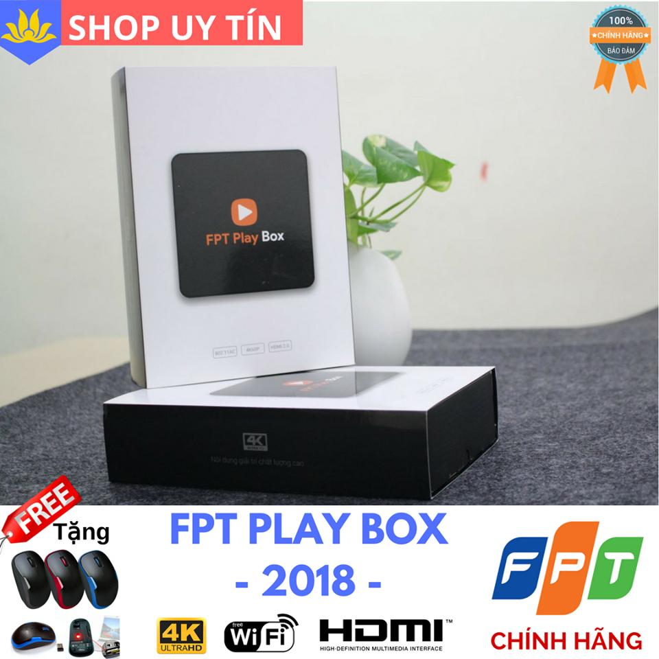 Fpt Play Box 2018 Fpt Play Chiết Khấu