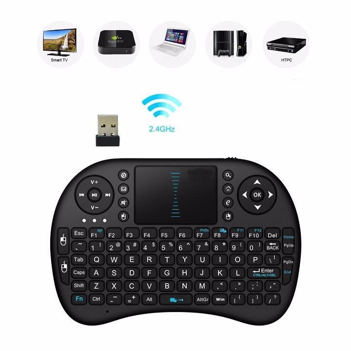 Hình ảnh Chuột Bay Kiêm Bàn Phím Không Dây UKB500 Cho Smart Tivi & Android Box