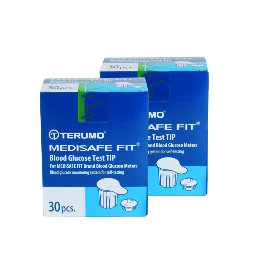 Nơi bán Combo đầu thử đường huyết Terumo Medisafe Fit