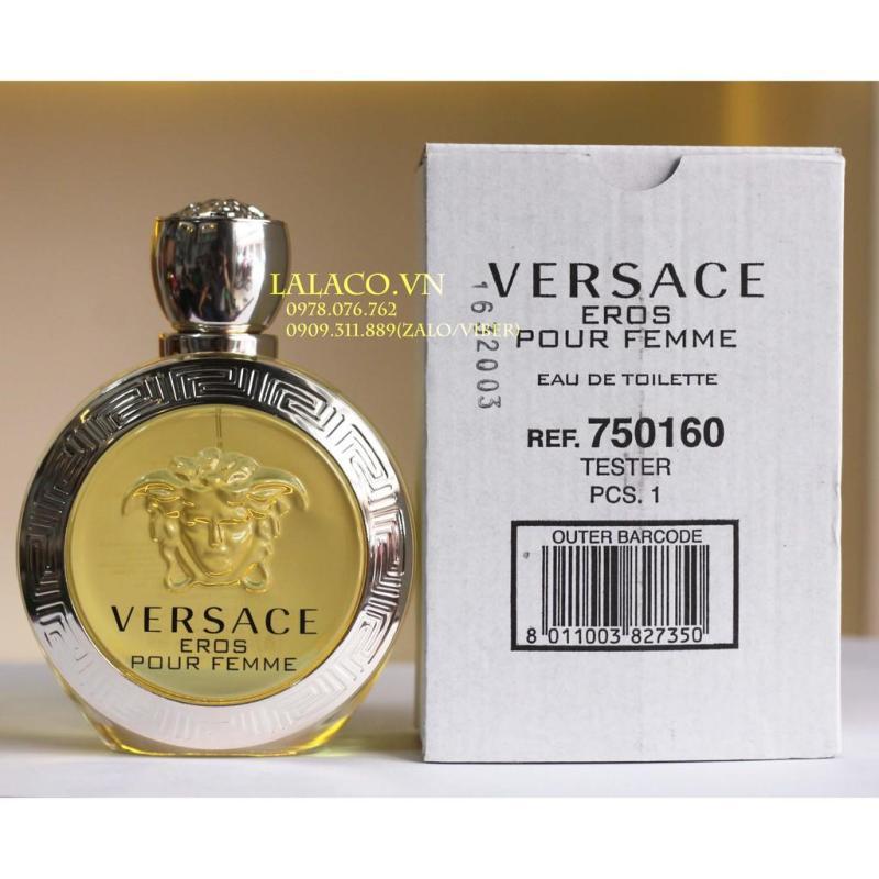 Nước hoa Tester Versace Eros Pour Femme EDP 100ml