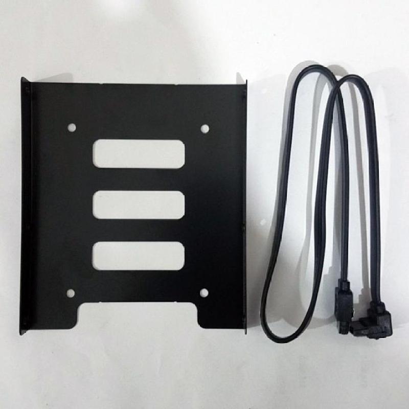 Bảng giá Khay gắn SSD cho PC, kèm cáp tín hiệu SATA và Ốc vít Phong Vũ