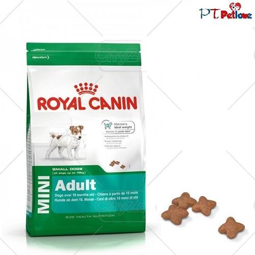 Voucher Ưu Đãi Thức ăn Cho Chó Trưởng Thành Royal Canin Mini Adult 800g
