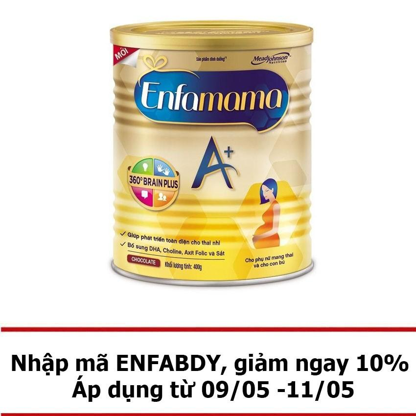 Cửa Hàng Sữa Enfamama A Chocolate 400G Enfa Trong Việt Nam