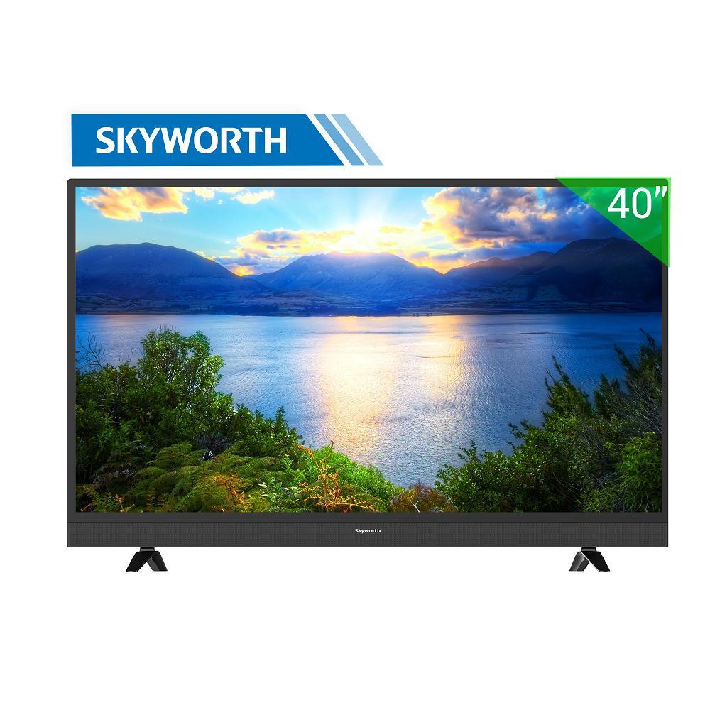 Bảng giá Smart TV Skyworth 40 inch Full HD - Model 40S3B (Đen) - Hãng phân phối chính thức