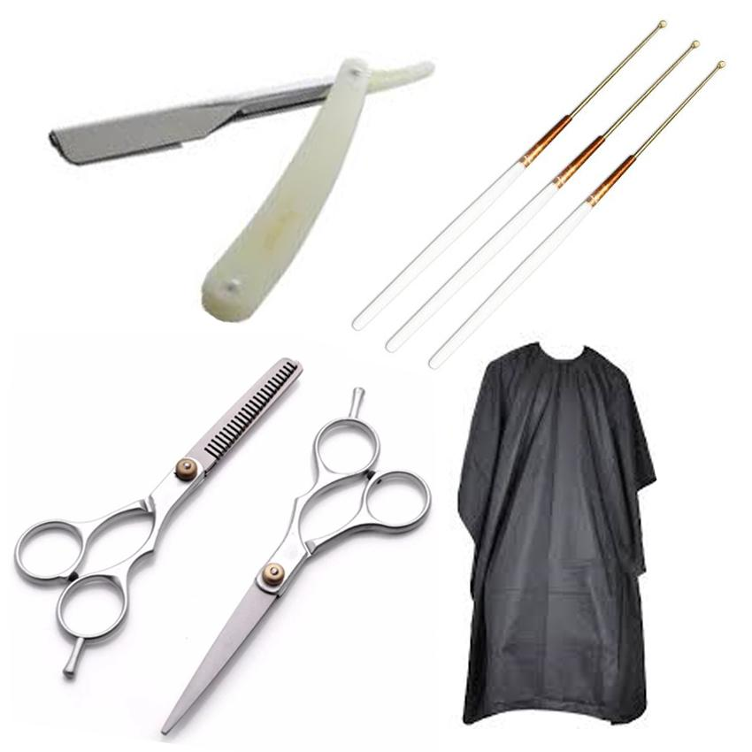 Combo 4 phụ kiện cắt tóc cao cấp
