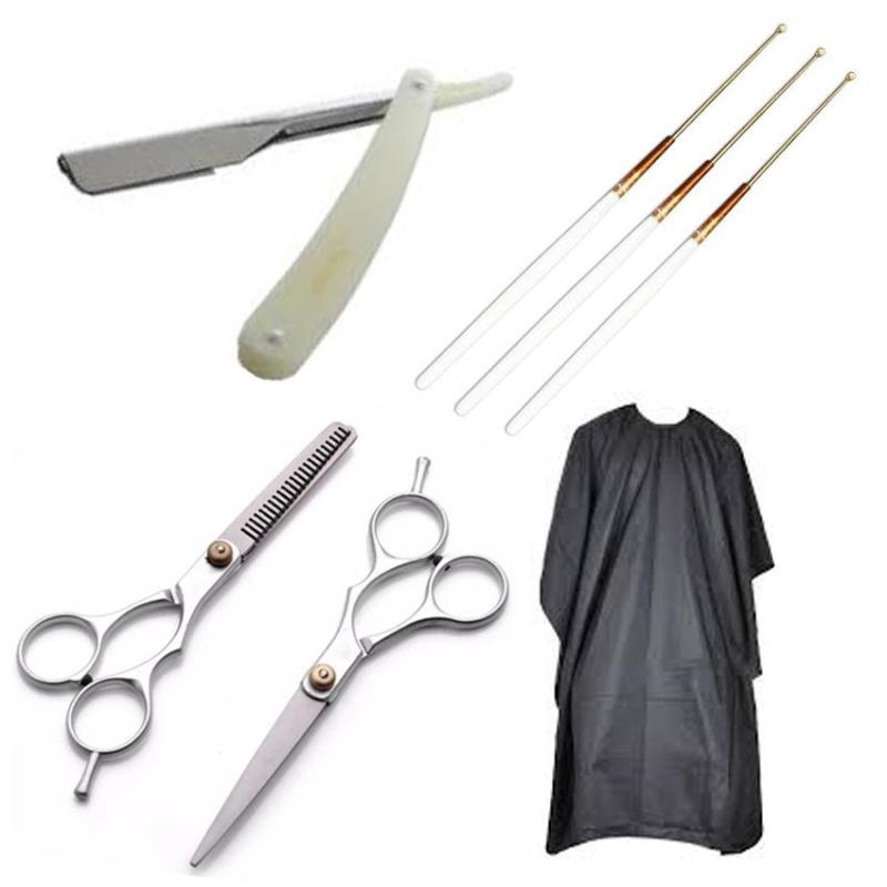 Combo 4 phụ kiện cắt tóc cao cấp giá rẻ
