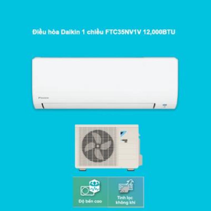 Bảng giá Máy lạnh Daikin 1.5 HP FTC35NV1V Mới 2018