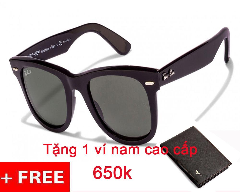 Bán Deal Hot Sinh Nhật Lazada Kinh Mat Unisex Rayban 0Rb2140 90S Mau Đen Nham Tặng Vi Nam Cao Cấp Trị Gia 650K Rayban Trong Hồ Chí Minh