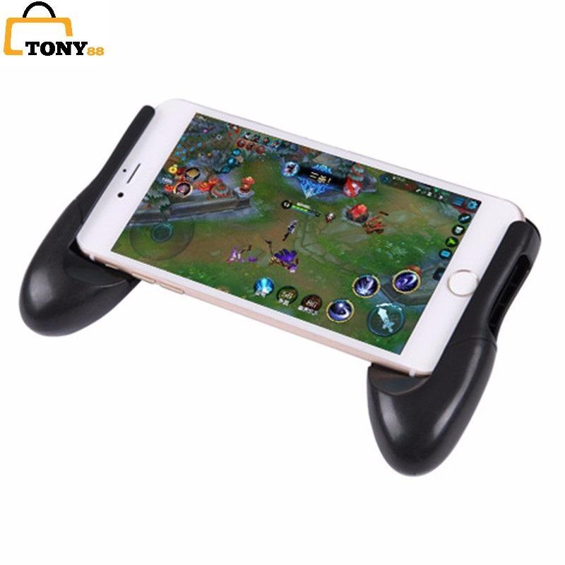 Hình ảnh Tay cầm chơi game PUBG mobie, liên quân mobile chống mỏi , kèm giá đỡ điện thoại -Tony88