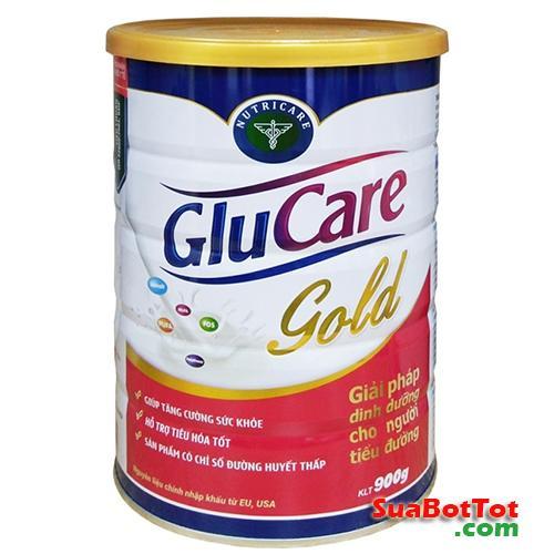 Sữa GluCare Gold 900g (dành cho người tiểu đường)