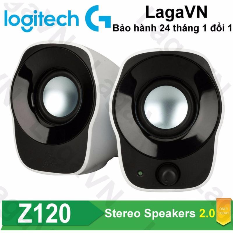 Loa vi tính Logitech Z120 Stereo Speakers - Hãng phân phối chính thức