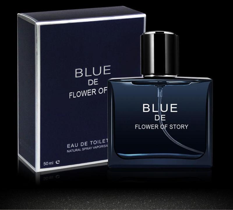 Nước Hoa Blue De Flower of Story 50ml - vũ khí bí mật của người đàn ông thành đạt