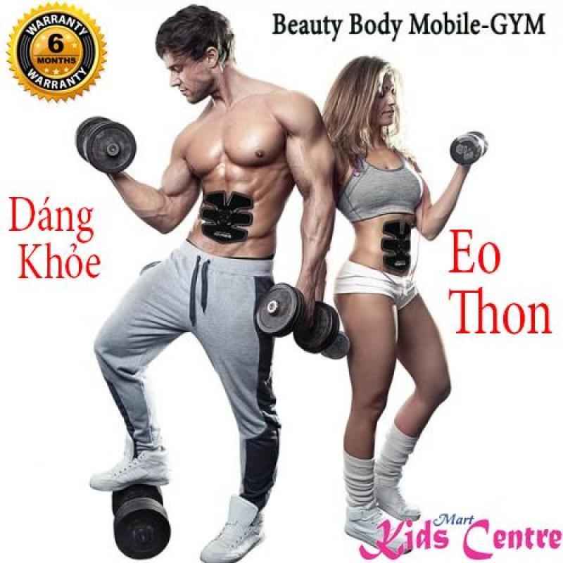Bảng giá Máy tập cơ bụng 6 múi Beauty Body Mobile Gym cao cấp chính hiệu