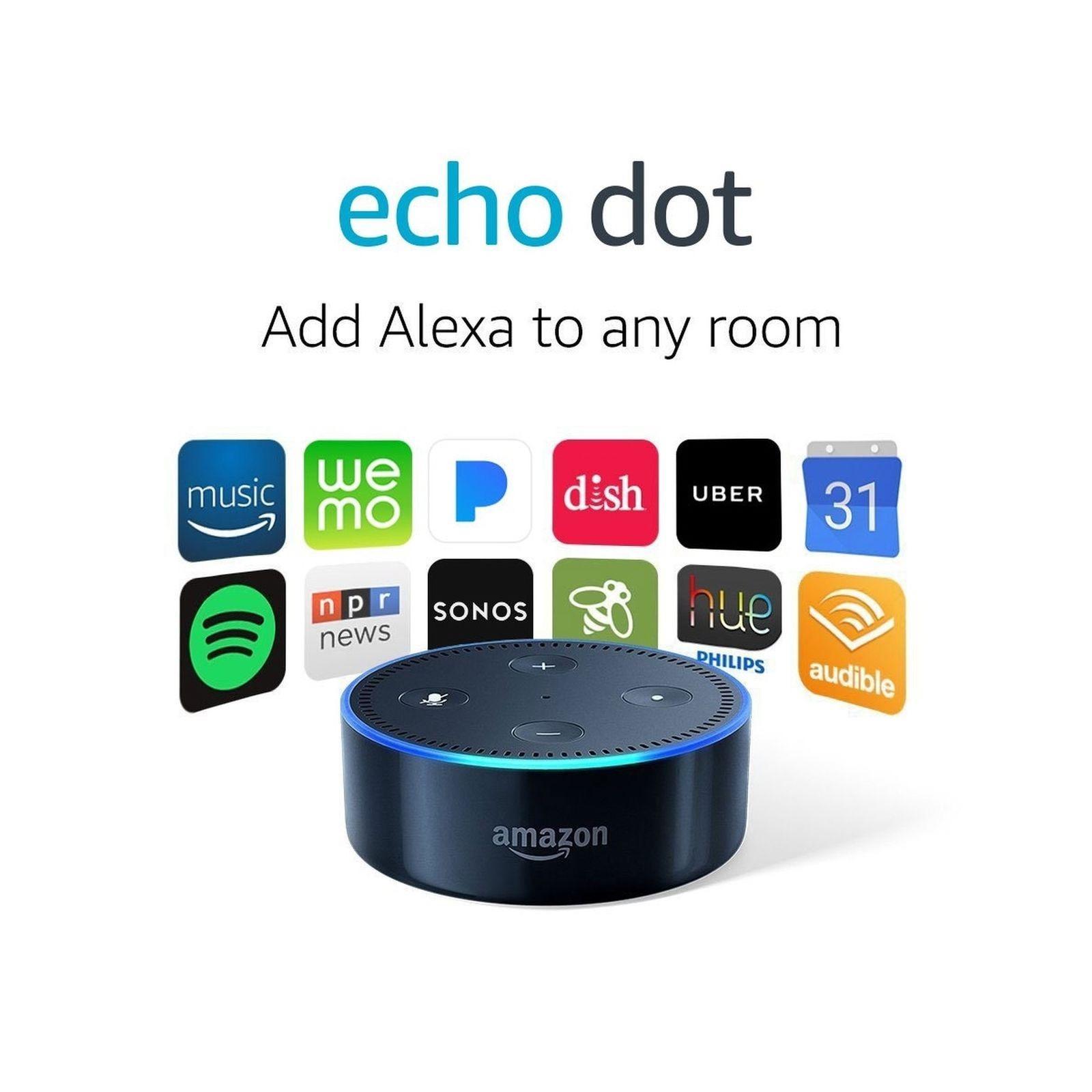 Loa Thong Minh Amazon Echo Dot 2Nd Generation Amazon Rẻ Trong Hồ Chí Minh