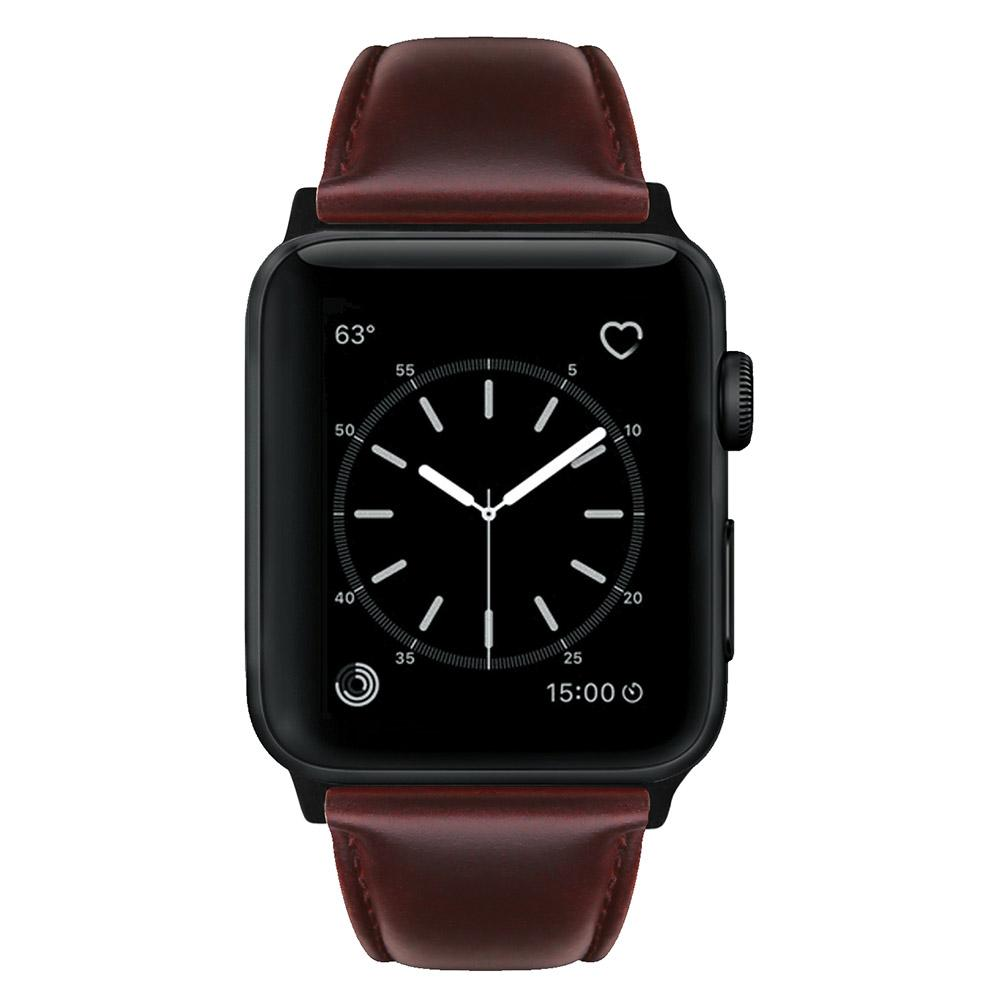 Retro Vintage Leather Strap Replacement Watchband for Apple Watch Series 3 /2 / 1 42mm/38mm Malaysia
