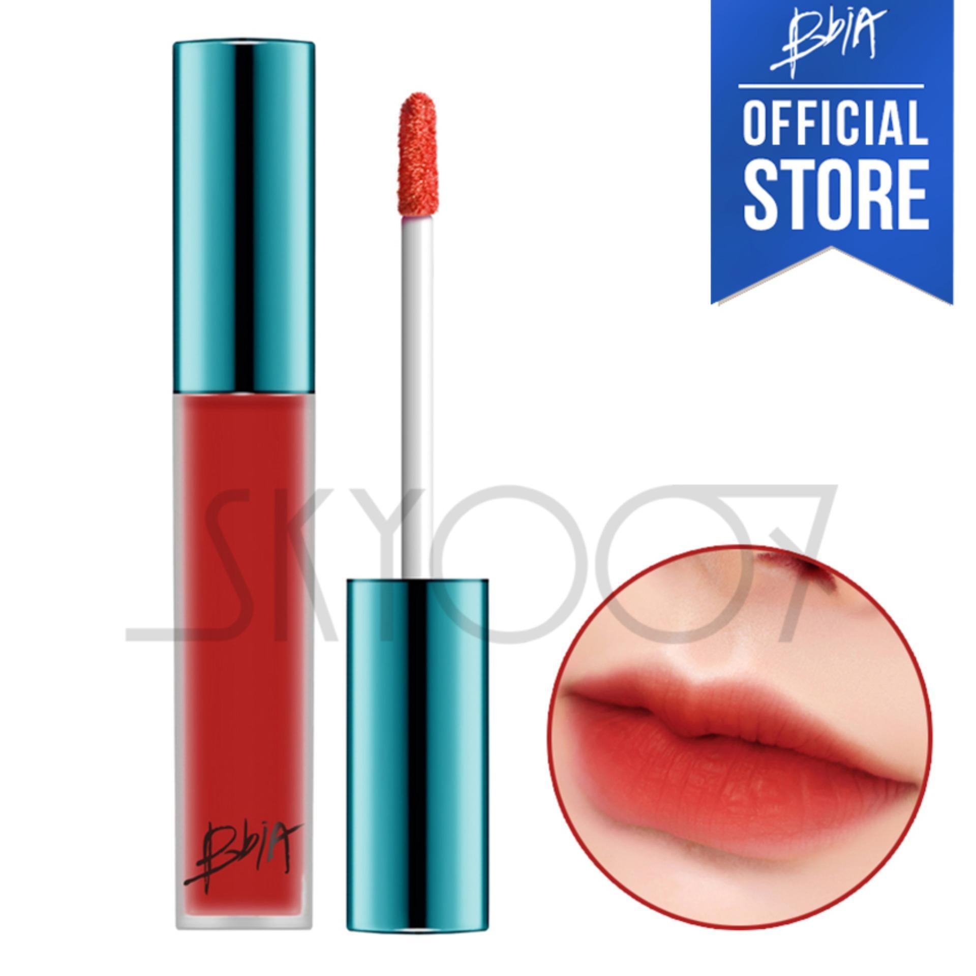 Giá Bán Son Kem Li Sieu Lau Troi Bbia Last Velvet Lip Tint Version 1 04 Extra Mood Mau Đỏ Bbia Nguyên
