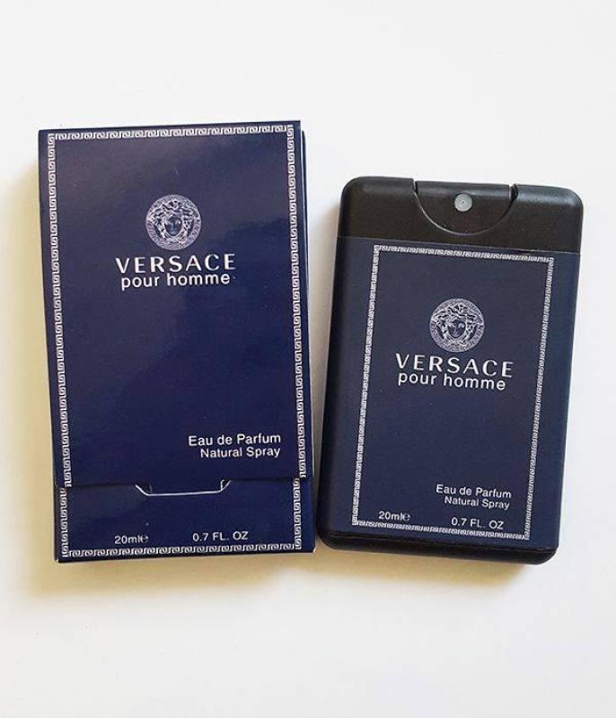 Nước Hoa Mini Pháp Versace Pour Home Mẫu 20ml